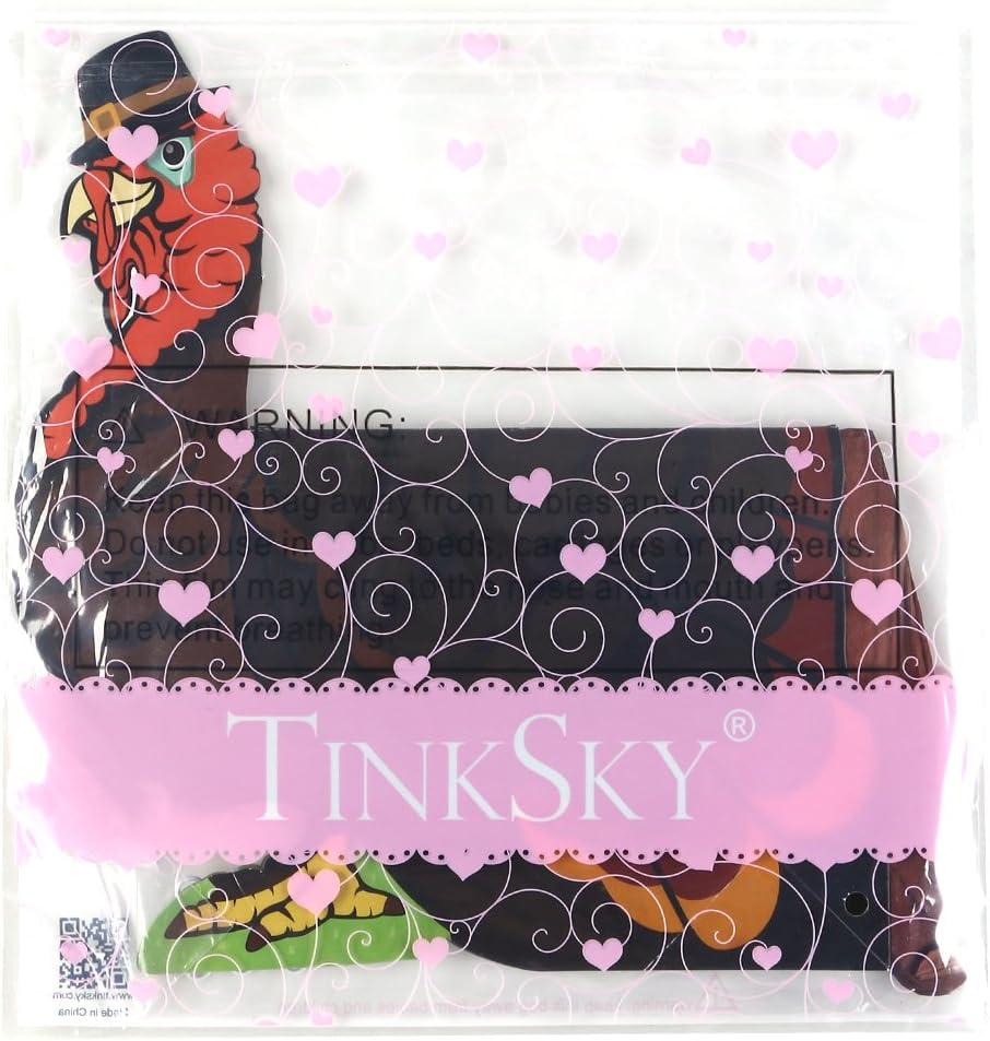 Thanksgiving Tablescape Tissue Turkey Centerpiece Turkey Table Decor for Thanksgiving Party Decoration