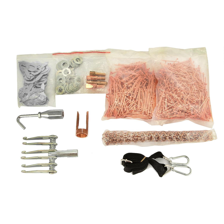 Premium BuoQua 1600A Spot Welding Macchina Set Di Riparazione Auto 220V Dent Puller Kit Saldatura A Pistola