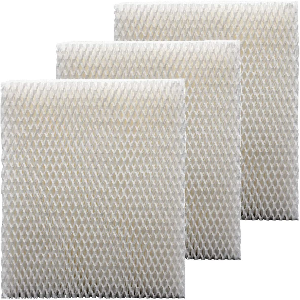 Colorfullife 3 Pack Humidifier Filter for Honeywell Humidifier HEV615 and HEV620, Replacements Wicking Filter T