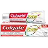 Colgate Total 12 Clean Mint Toothpaste, 75ml