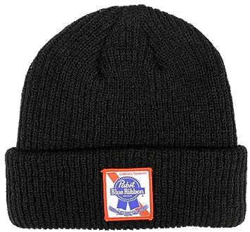 Pabst Blue Ribbon PBR x SpaceCraft Knit Beanie Winter Hat b964e92c003