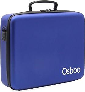 Cooler bag Osboo Wine Beer Small Cooler Portable Cooler Bottle Holder, Coolers Insulated Slim Can Cooler, Tote Beer Cooler Beach Cooler Camping Cooler Golf Cooler for Travel