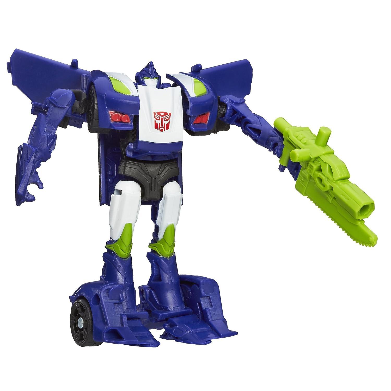 Transformers Prim Beast Hunters - Blaustreak