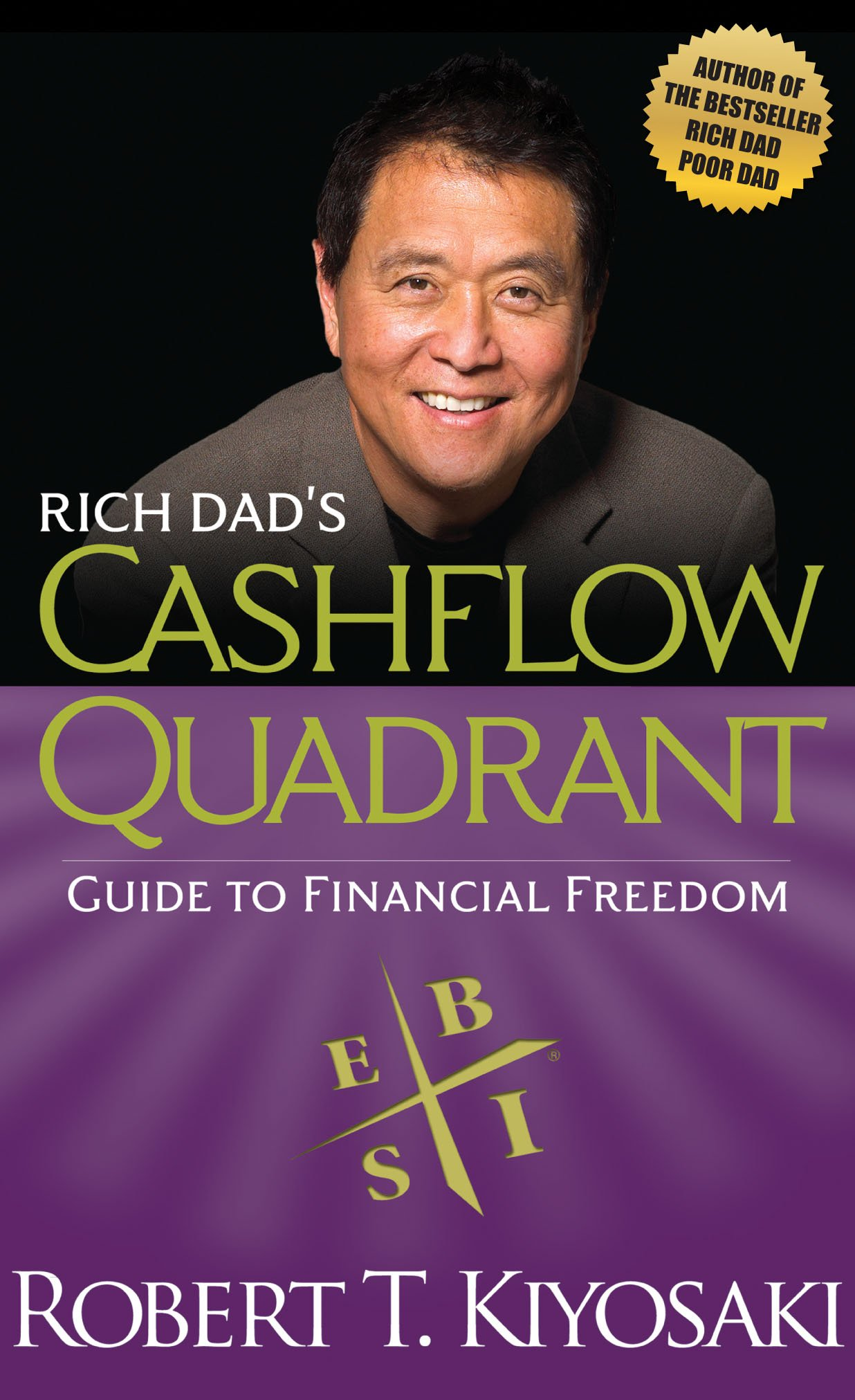 Buy Rich Dad's Cashflow Quadrant: Guide to Financial Freedom Book Online at  Low Prices in India | Rich Dad's Cashflow Quadrant: Guide to Financial  Freedom ...