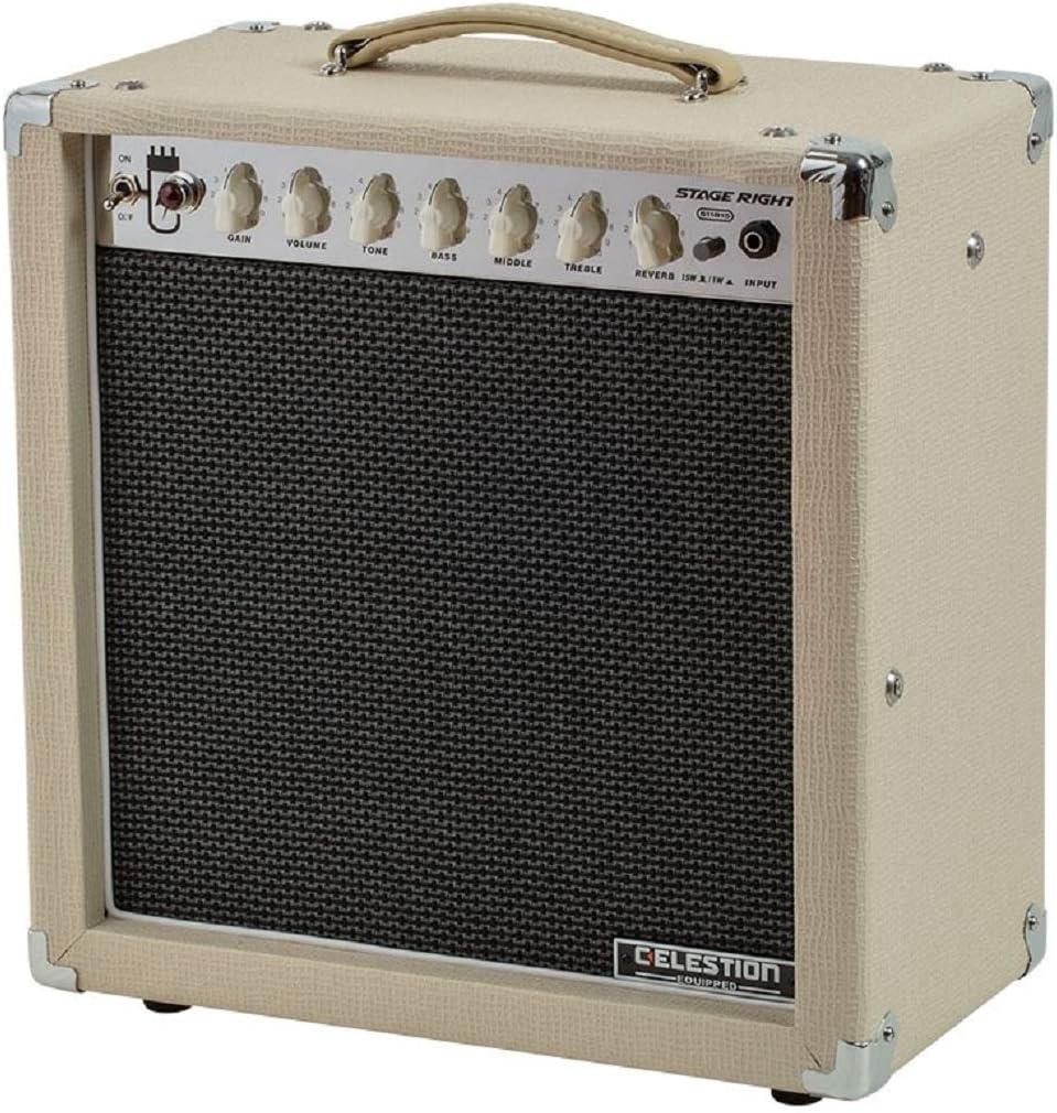Monoprice 611815 15Watt, 1 X 12 Guitar Combo Tube Amplifier