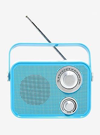 Review Polaroid Blue Retro Wireless