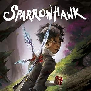 DAWSON COVER A 1ST PRINT Sparrowhawk #4 BOOM Of 5