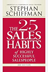The 25 Sales Habits of Highly Successful Salespeople Paperback