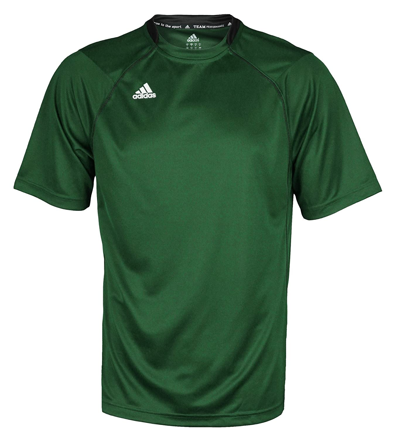 ef8961bd adidas Mens ClimaLite Team Performance Athletic T-shirt at Amazon Men's  Clothing store: