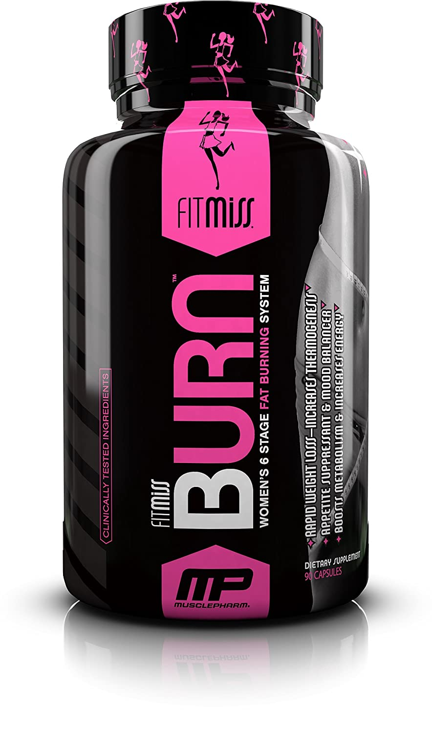 9b69184cb Amazon.com: FitMiss Burn, Women's Weight Management, Fat Burner that ...