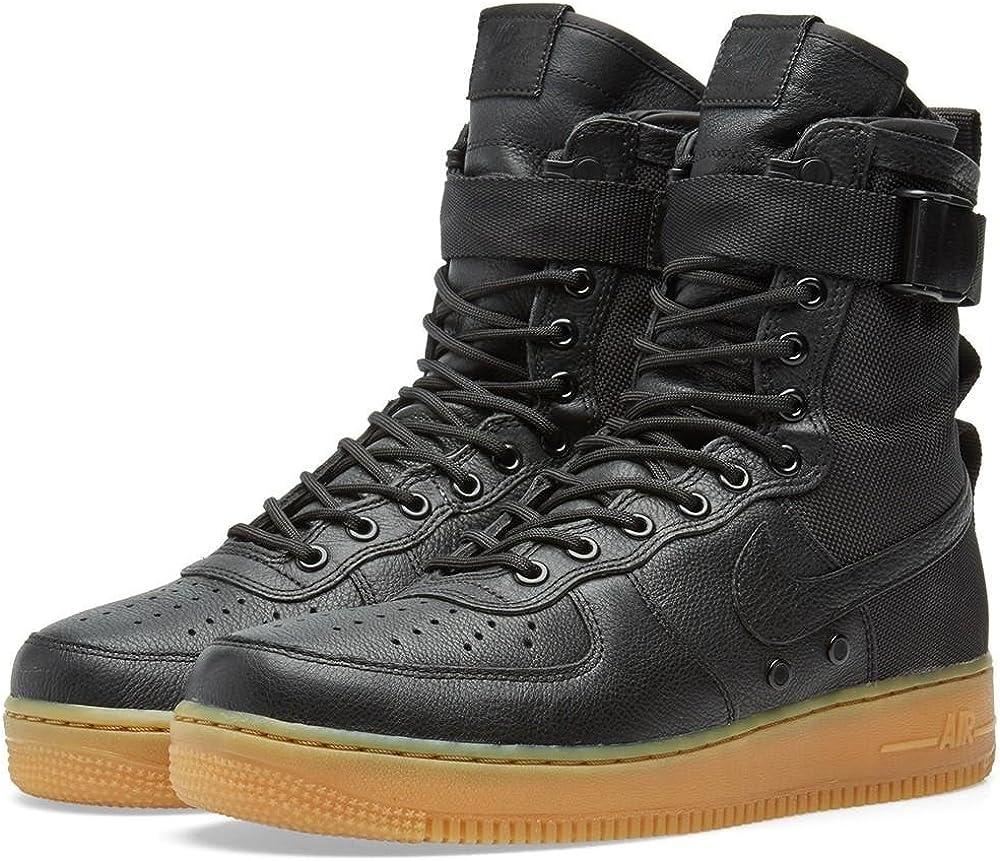 Nike Air Force 1 SF Special Field Black
