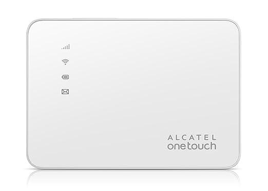 24 opinioni per Alcatel One Touch Link Mobile 4G Hotspot Wi-Fi, Bianco