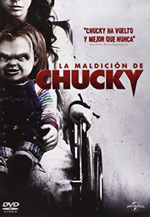 La Maldición De Chucky Import Movie European Format Zone 2 2013 Brad Dourif Danielle Bisutti Fion Movies Tv