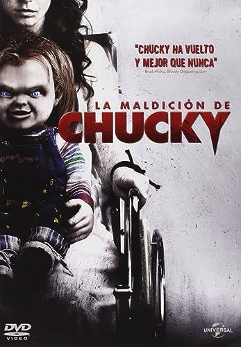 La Maldición De Chucky Import Dvd 2013 Brad Dourif Danielle Bisutti Fion Amazon De Brad Dourif Danielle Bisutti Fion Dvd Blu Ray