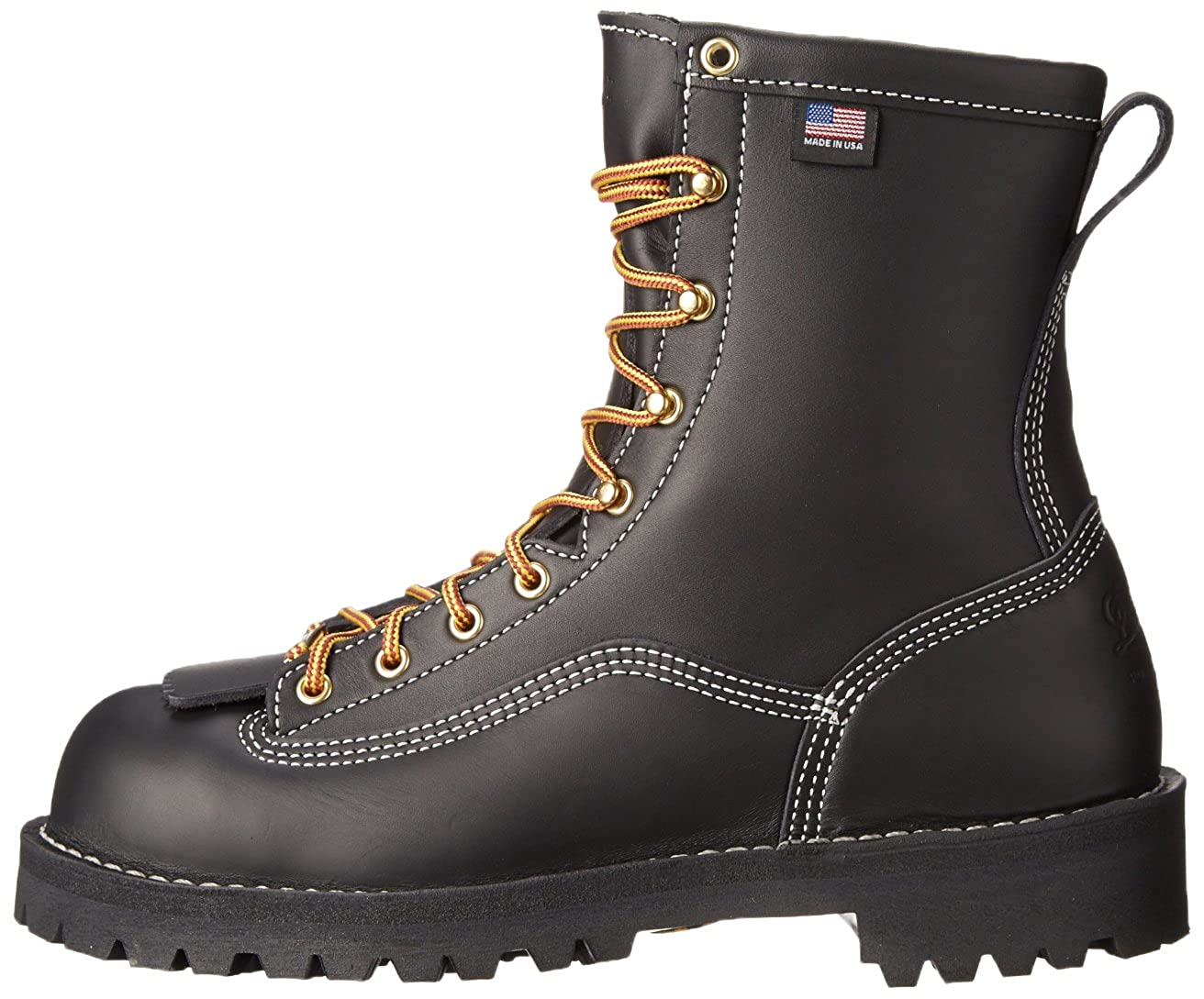 fa9ded7ac39 Danner Men's Super Rain Forest 8 Inch Work Boot