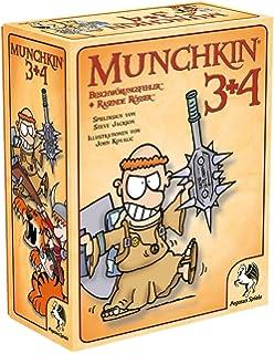 Pegasus Spiele 17223G - Munchkin Deluxe: Amazon.de: Spielzeug