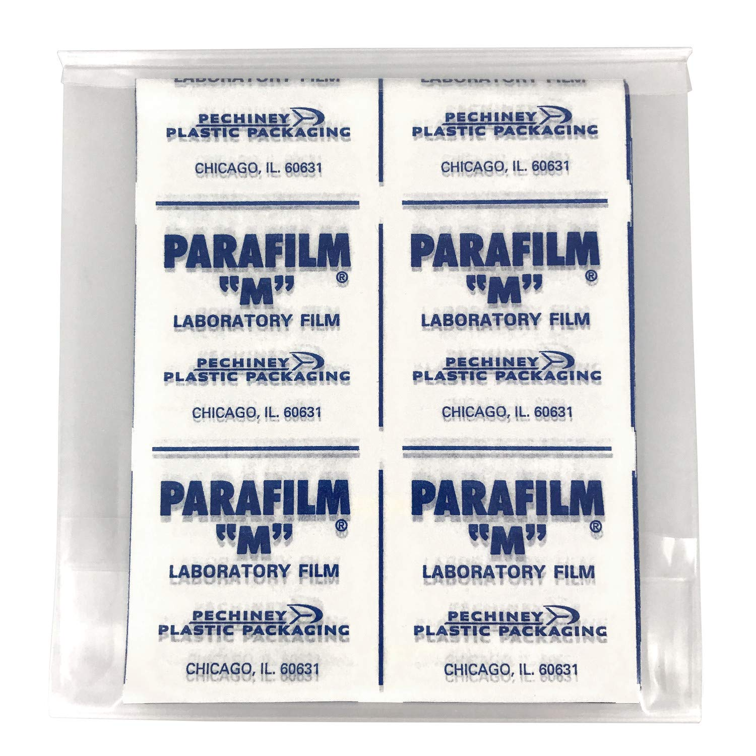 Parafilm Laboratory Paraffin Film 10cm Width 100cm Length Protect and Seal Glassware Pechiney Plastic Packing