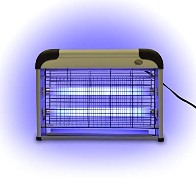 Aspectek Powerful 20W Electronic Indoor Insect Killer, Bug Zapper, Fly Zapper, Mosquito Killer