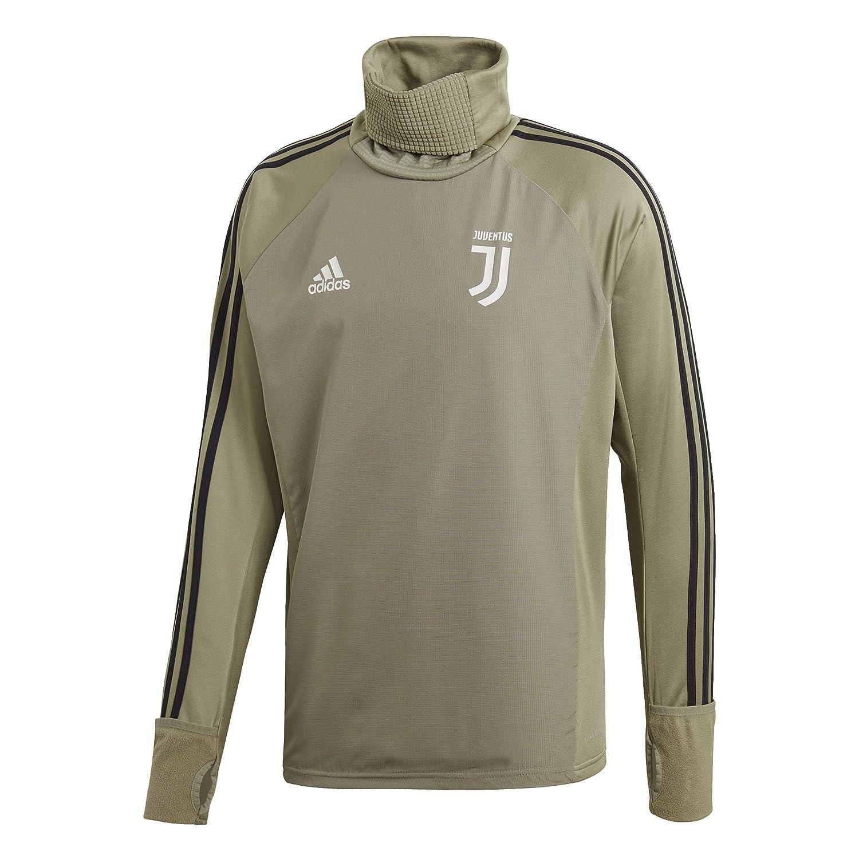 adidas 2018 2019 Juventus Warm Top (Clay)