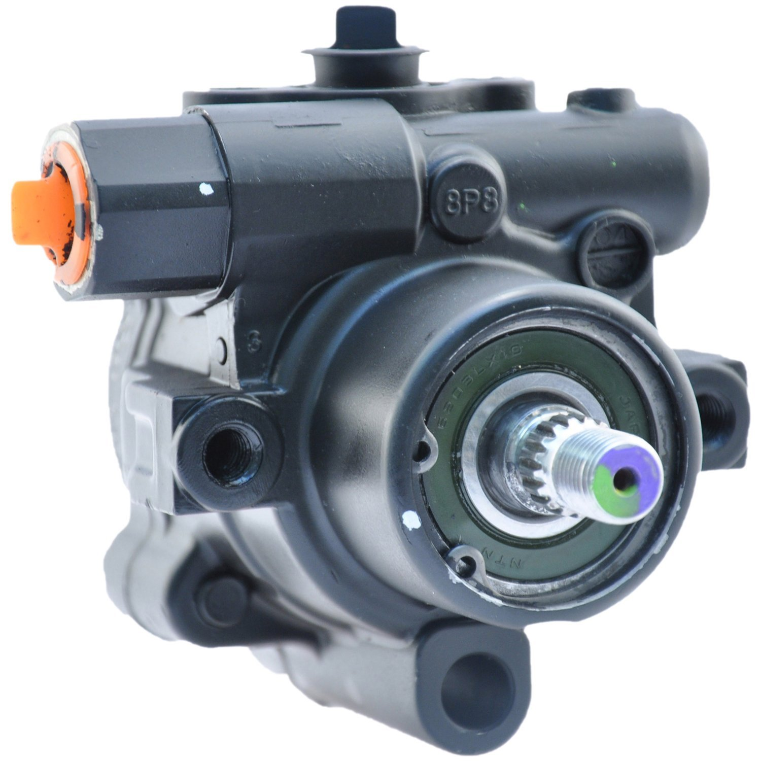 ACDelco 36P1151 Professional Power Steering Pump Remanufactured