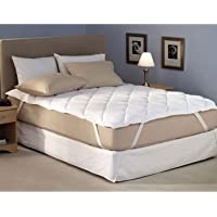 "RRC Cotton Waterproof Mattress Protector - Queen Size, Quilted Mattress Protector - (60"" x 78"")"