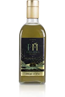 Prima Mensa sin filtrar - Aceite de Oliva Virgen Extra Premium Gourmet - frasca de 500ml