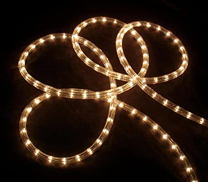 sienna clear indooroutdoor christmas rope lights 18