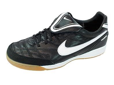 Nike Tiempo Mystic III IC Hallenschuhe 366184 Schwarz 017 ...