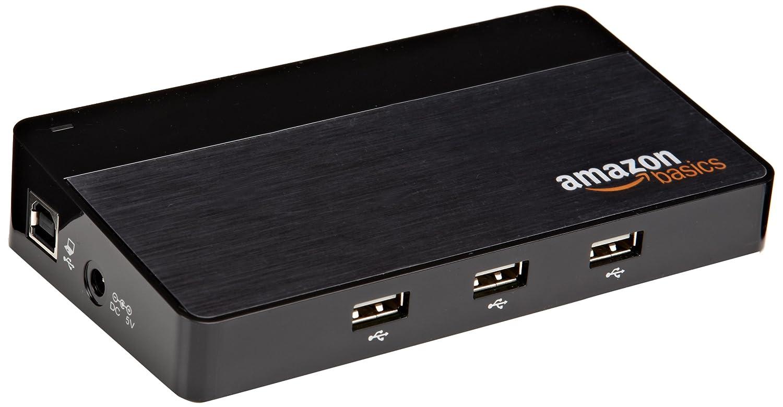 Basics 10 Port USB 2.0 Hub HU20A0E1-US