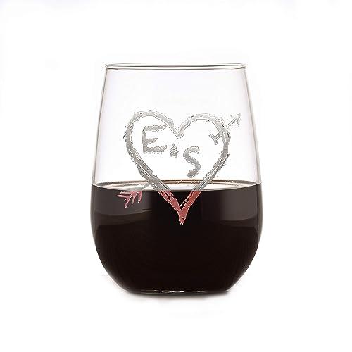 Lovers Wine Glass Set