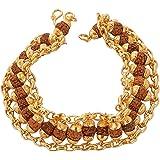 Shree Shyam Gems And Jewellery Rudraksha Bracelet