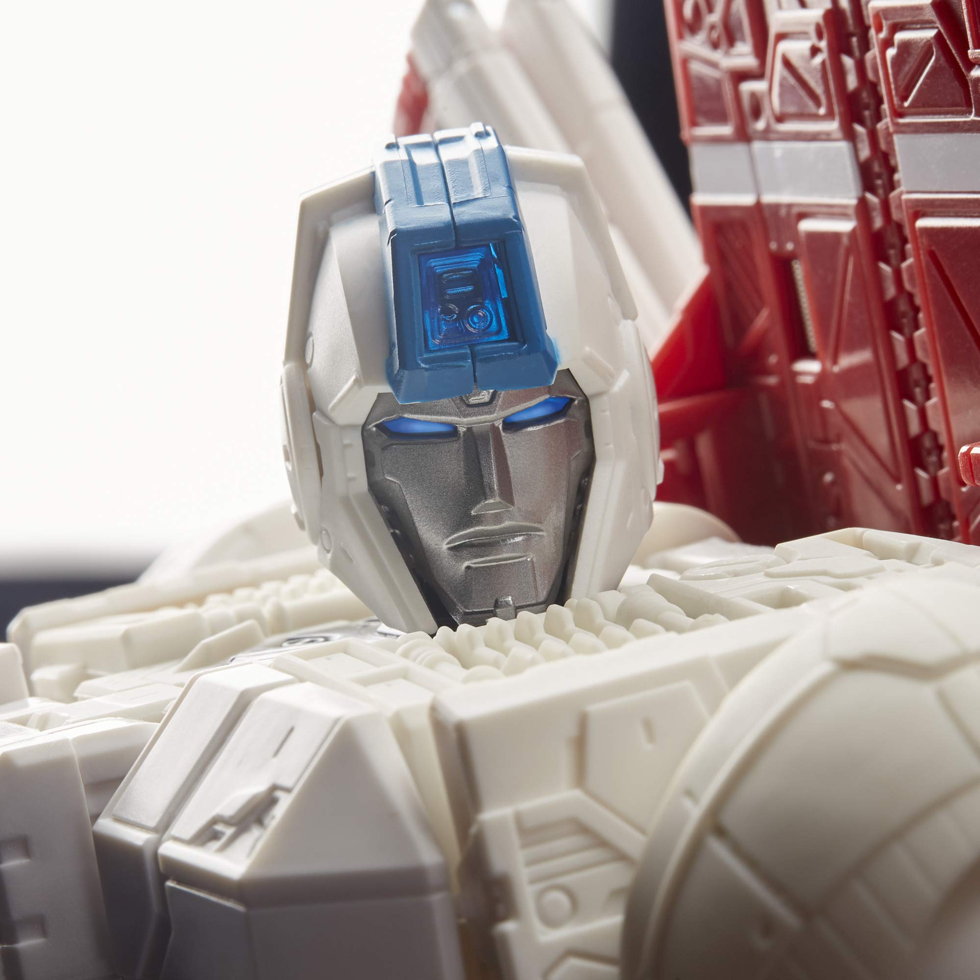 Transformers Toys Generations War for Cybertron Commander Wfc-S28 Jetfire Action Figure - Siege Chapter - Adults & Kids Ages 8 & Up, 11'' by Transformers (Image #9)