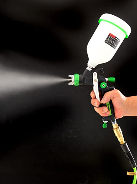 PowRyte Elite is one of the best Air Spray Gun for DIYers and automotive professionals