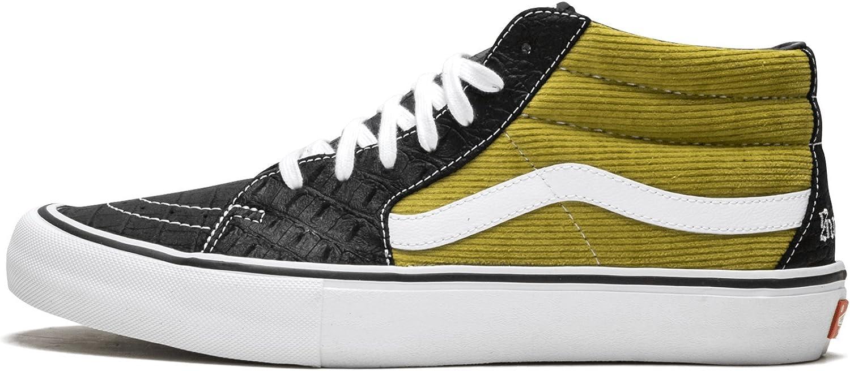 Vans Sk8-Mid Pro (Supreme): Shoes