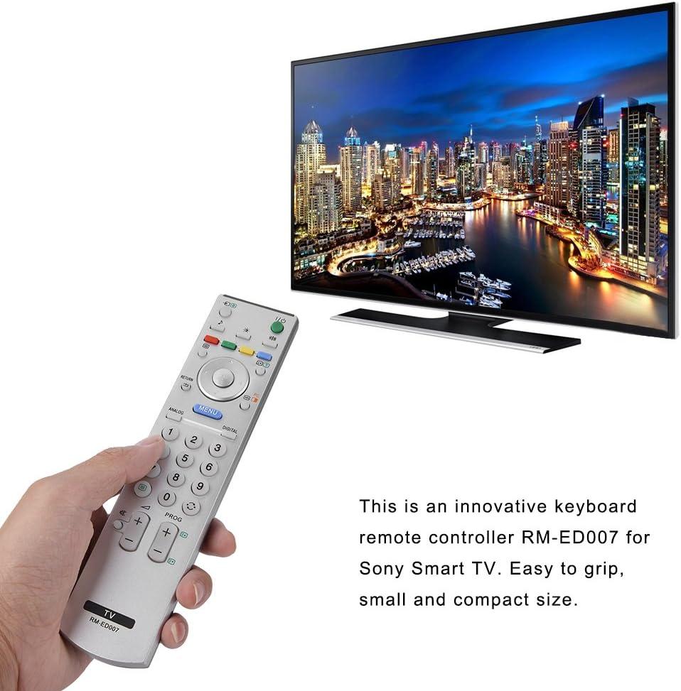 Richer-R Control Remoto Inalámbrico Universal de TV, Mando a ...