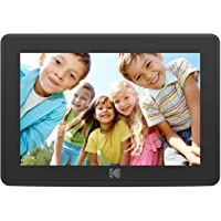 KODAK RCF-106 WiFi Digital Picture Frame 10 inch 1280x800 IPS Touch Screen,Email Photos from Anywhere, 16GB Internal…