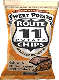 product image for Route 11 Potato Chips Potato Chip, Sweet, 1.50-Ounce (Pack of 30)