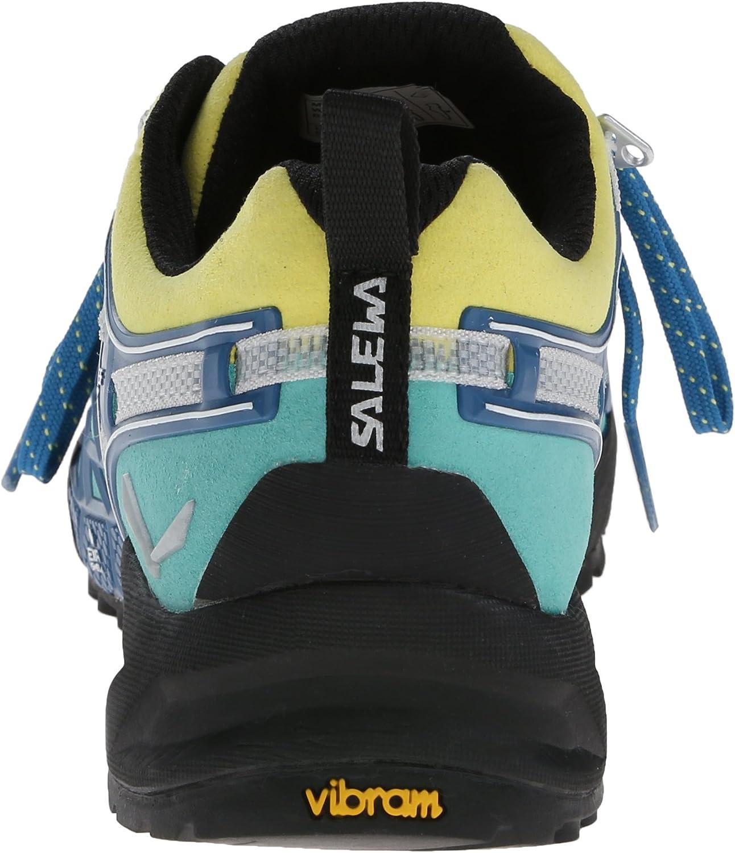 Salewa Ws Wildfire Pro, Women's Trainers, Azul (Bright Acqua