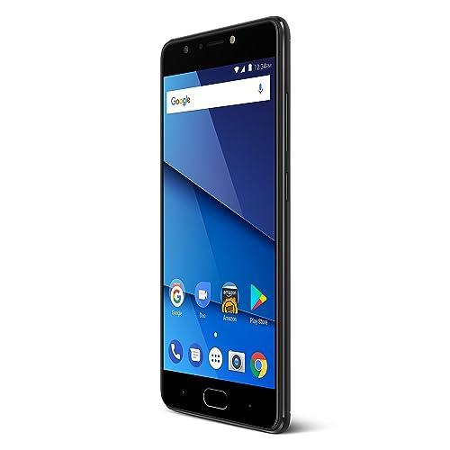 BLU Life One X3 4G LTE (32GB and 3GB RAM with 5000mAh battery) UK SIM-Free Smartphone - Black