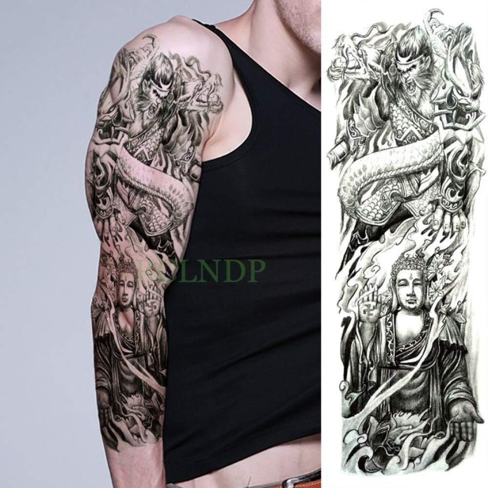 ljmljm 5pcs Impermeable Etiqueta engomada del Tatuaje de Eagle ...