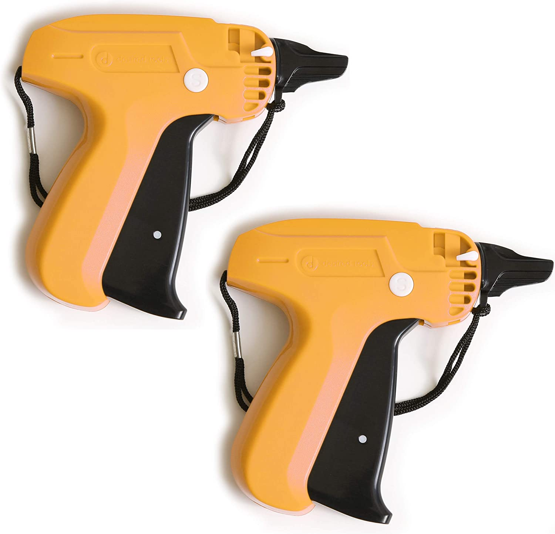 Juego de 2 pistolas etiquetadoras con 1000 sujetadore (GRDG)