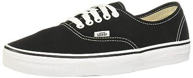 8b721ef32dd017 Vans Unisex Skate Shoe (Black White
