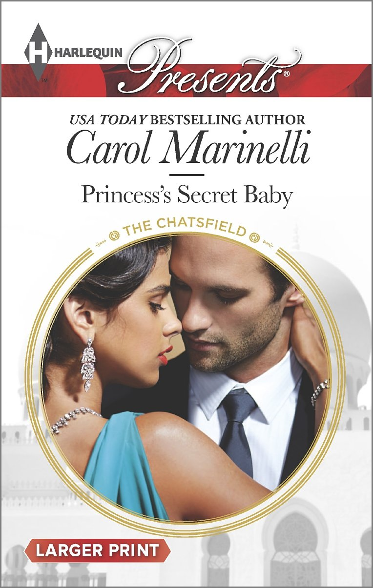 Image for Princess's Secret Baby   The Chatsfield #11