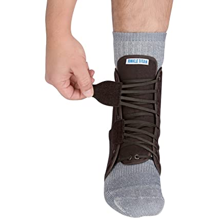 fb177997fa7 Clever Bones Inc  1 Ankle Brace with Lateral Support Stays