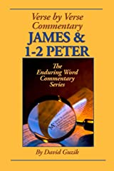 James & 1-2 Peter Commentary Paperback