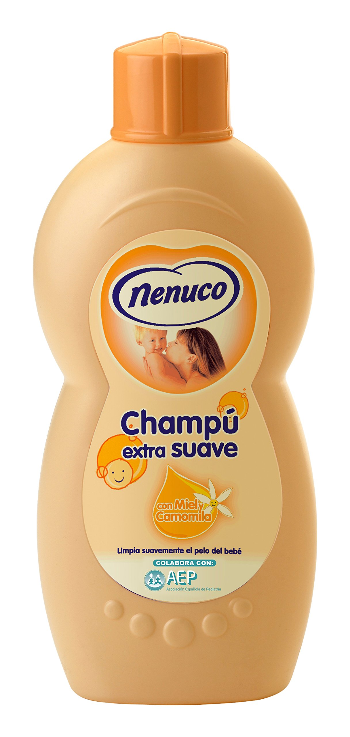 Nenuco Shampoo (17 fl oz/500 ml)