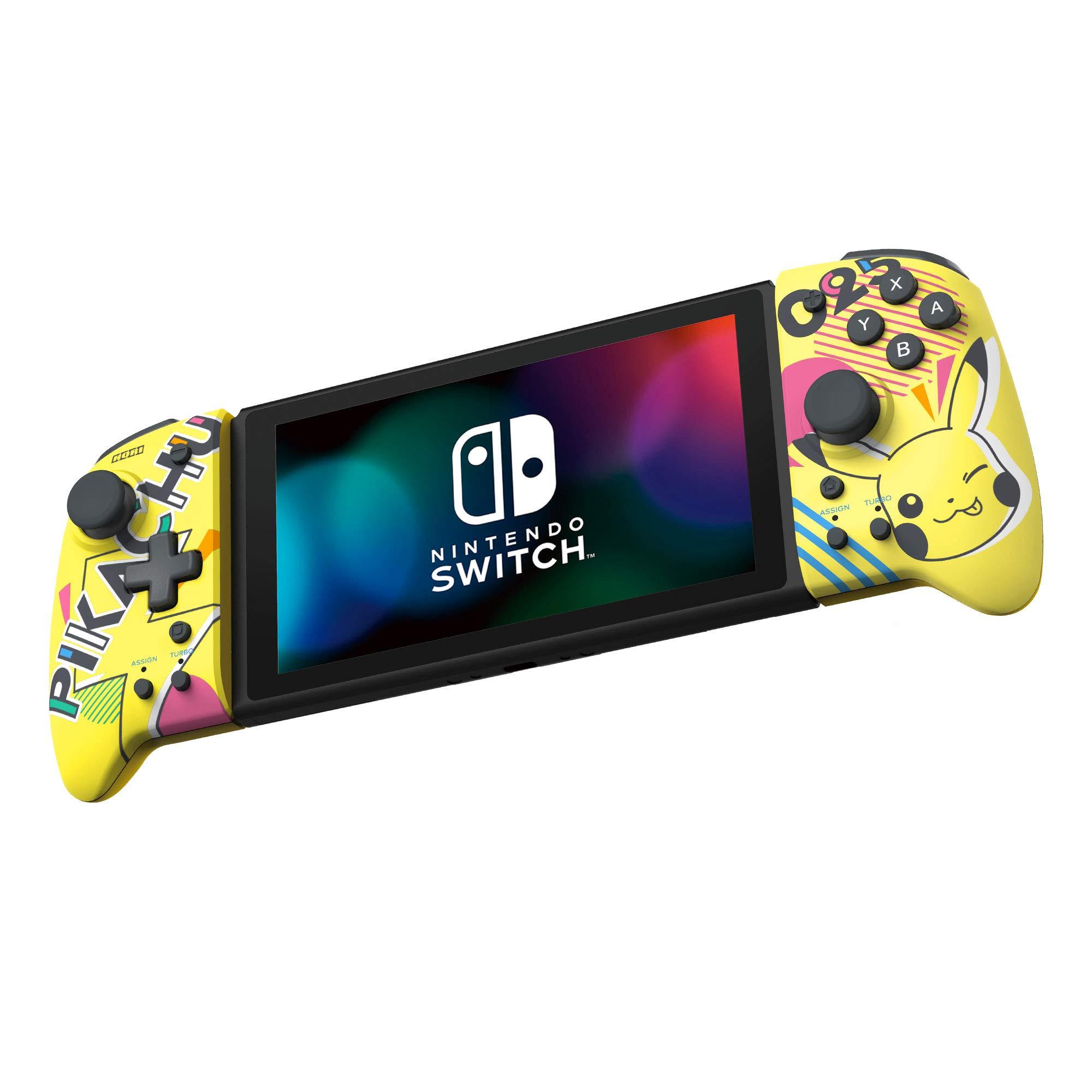 ピカチュウデザインの「グリップコントローラー for Nintendo Switch」が登場!POPとCOOLの2種類