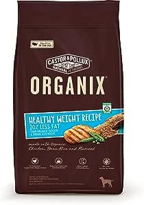 Organix Healthy Weight Recipe Dry Dog Food, 5.25-Pound