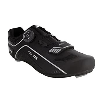 Zol Peloton Carbon Road Cycling Shoes Amazon Co Uk Sports Outdoors