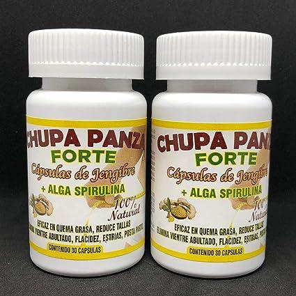 espirulina para bajar de peso dosis cataflama